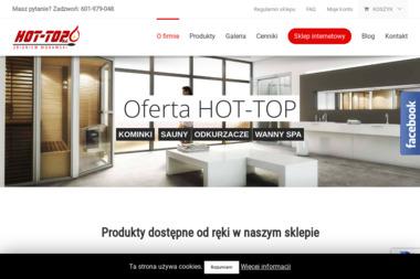 HOT-TOP - Kominki Wentylacyjne Olsztyn