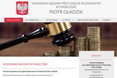 Kancelaria Komornicza nr V w Piasecznie - Windykacja Piaseczno