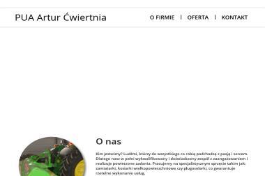 PUA Artur Ćwiertnia - Odśnieżanie dachów Siechnice