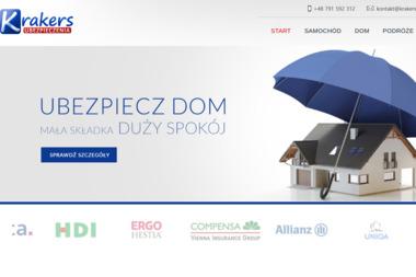 Krakers Ubezpieczenia - Ubezpieczenie firmy Wodzisław Śląski