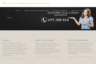 Usługi Finansowe Jolanta Wiecha - Doradztwo Kredytowe Staszów