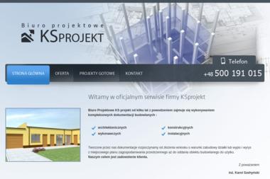 Biuro Projektowe KSprojekt - Adaptowanie Projektu Pleszew