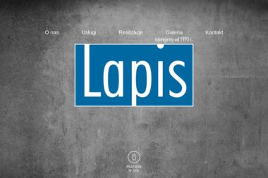 LAPIS sp. z o.o. sp. komandytowa - Prace wysokościowe Zielona Góra