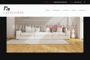 Projektowanie i Aranżacja Wnętrz Lara Studio - Aranżacje Mieszkań Gorzów Wielkopolski