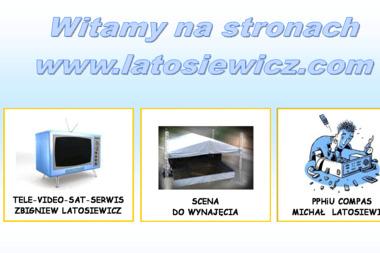 Zakład Elektroniki Zbigniew Latosiewicz - Serwis RTV Myślenice