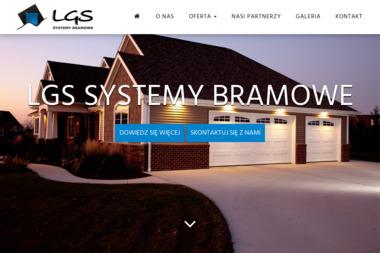 LGS SYSTEMY BRAMOWE - Bramy garażowe Białe Błota
