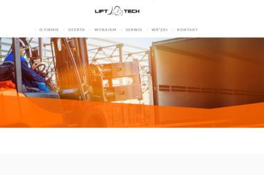 LIFT-TECH - Wózki widłowe Mikołów
