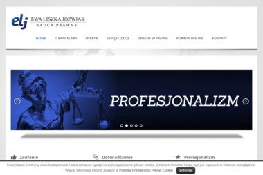 Kancelaria Prawna Ewa Liszka - Jóźwiak radca prawny - Windykacja Toruń