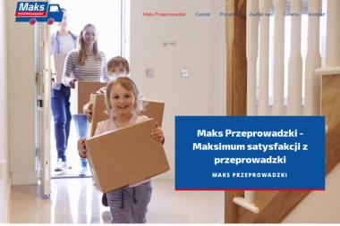 Maks Przeprowadzki - Transport Bagażowy Międzynarodowy Lublin