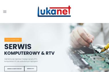 LUKANET - Serwis Telewizorów Niepołomice