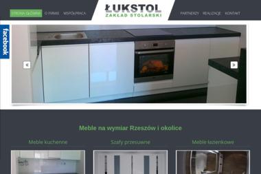 Łukstol Zakład Stolarski - Szafy Na Wymiar Trzebownisko