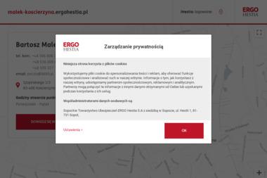 Bartosz Malek Ergo Hestia - Ubezpieczenia Na Życie Kościerzyna