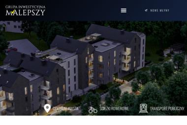 EFEKT GROUP MALEPSZY SP. Z O.O. - Żwir Biały Leszno