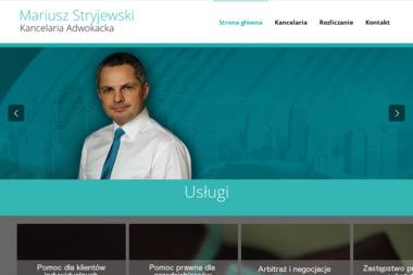 Kancelaria adwokacka Mariusz Stryjewski - Adwokat Częstochowa