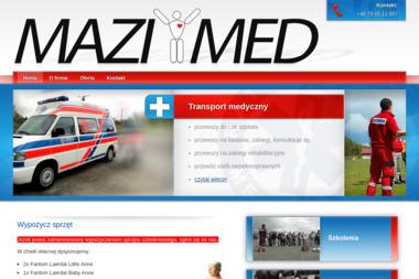 MAZIMED - Kurs pierwszej pomocy Warszawa