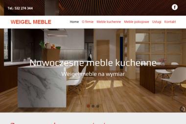 WEIGEL MEBLE - Meble na wymiar BRZEG DOLNY