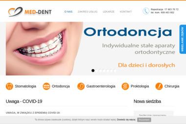 Gabinety Lekarskie MED-DENT - Proktolog Rzeszów