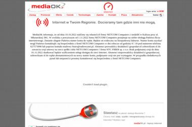 MediaOK.pl - Internet Kalisz