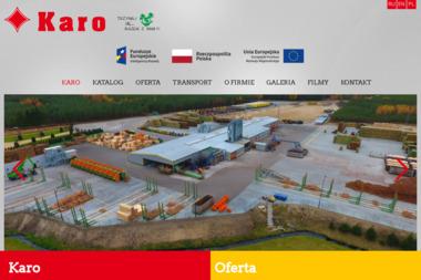 Przedsiębiorstwo Produkcyjno-Usługowe KARO - Transport międzynarodowy Lipnica
