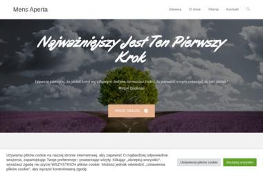 MENS APERTA  GABINET PSYCHOLOGICZNY - Psycholog Braniewo