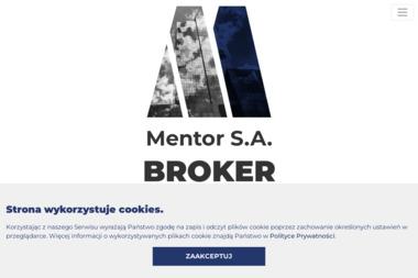 Mentor S.A. - Ubezpieczenia Sklepu Toruń