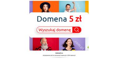 Motomark Plus - Wózki widłowe Sieradz