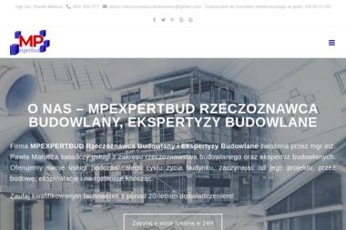 MPEXPERTBUD - Rzeczoznawca budowlany Łódź