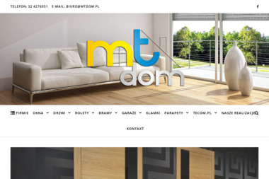 MTDOM - Okna aluminiowe Rybnik