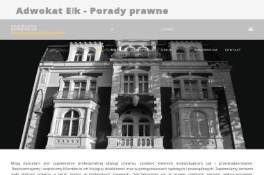 Kancelaria Adwokacka Jarosław Muraszkowski - Porady Prawne Ełk