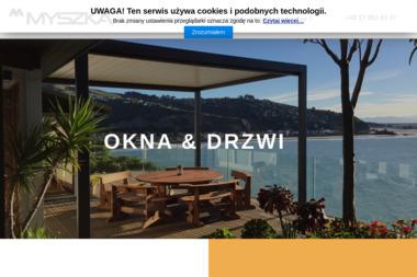 MYSZKA S.C. - Bramy Garażowe Dwuskrzydłowe Rzeszów