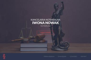 Kancelaria Notarialna - Iwona Nowak - Notariusz Rzeszów