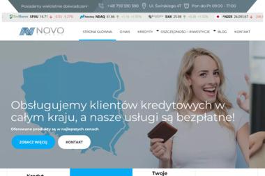 Novo Finance - Kredyt dla firm Siedlce