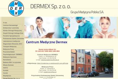 Centrum Medyczne Dermex - Medycyna pracy Kutno