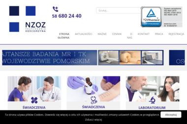 """Niepubliczny Zakład Opieki Zdrowotnej """"Przychodnia"""" - Medycyna pracy Kościerzyna"""