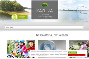 Ośrodek Wypoczynkowy Karina - Jazdy Konne Pszczew