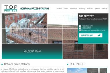TOP PROTECT - Odśnieżanie Bydgoszcz