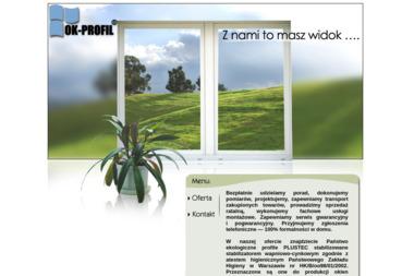 OK-PROFIL - Okna Drewniane Pasywne Przeworsk