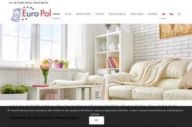 EUROPOL KOMPLEKS - Okna drewniane Kudowa-Zdrój