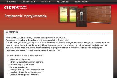 P.H.U. STYLOWY DOM U BACY - Drzwi Głubczyce