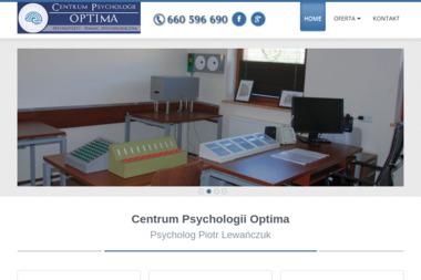 Centrum Psychologii Optima - Psycholog Łomża