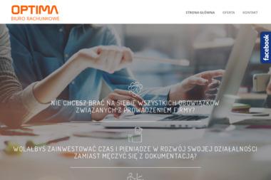 Biuro Rachunkowe Optima - Rachunkowość Oława