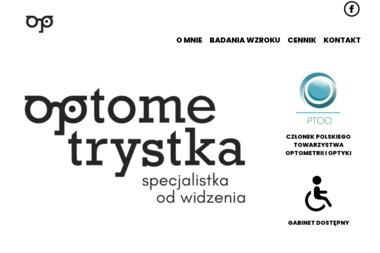 OPTOMETRYSTKA KAROLINA ŻAGLEWSKA - Okulista Warszawa