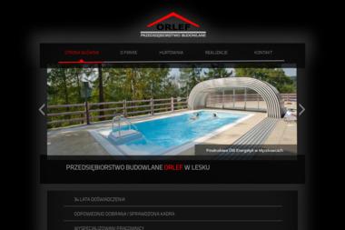 PRZEDSIĘBIORSTWO BUDOWLANE ORLEF - Firma remontowa Lesko