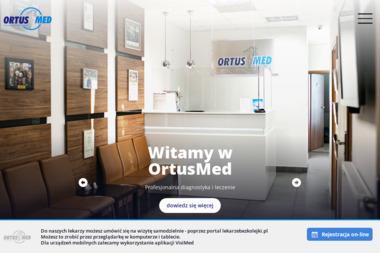 Gabinet Ortus Med - Prywatne kliniki Toruń
