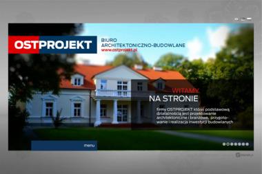 OSTPROJEKT - Firma Architektoniczna Ostrołęka