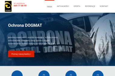 Ochrona DOGMAT - Detektyw Elbląg