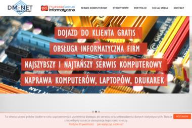 DM-NET - Agencja interaktywna Prudnik
