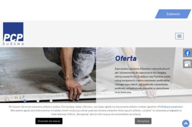 PCP Budowa - Posadzki Tczew
