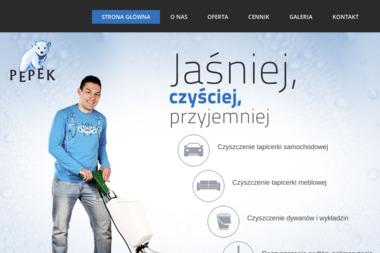 Pepek - Pranie Kanapy Szczecin