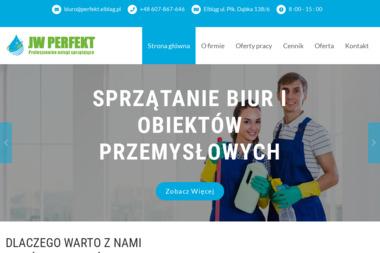 JW PERFEKT - Sprzątanie Biur Elbląg